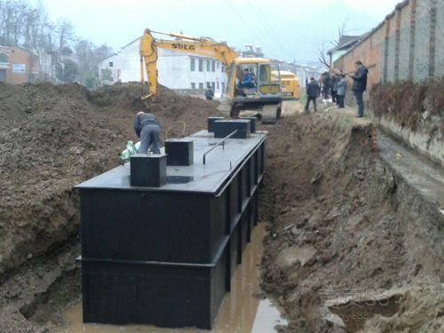 小区生活污水处理设备介绍